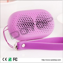 portable Wireless Mini Bluetooth Speaker Phone Handfree Calling For iphone & Android Devices&FM Player Wholesale