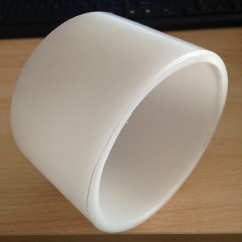 0.4 MPA DN90 3mm plastic tube, thin wall plastic tube