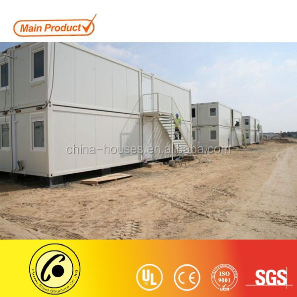 china manufacture flat pack iso9001&ce certificate prefab homes
