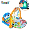 HX9107 Top selling and environmental material baby play activity gym mat