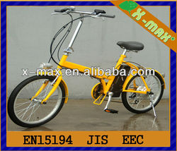 2014 new cheap folding/foldable kids electric pocket bikes