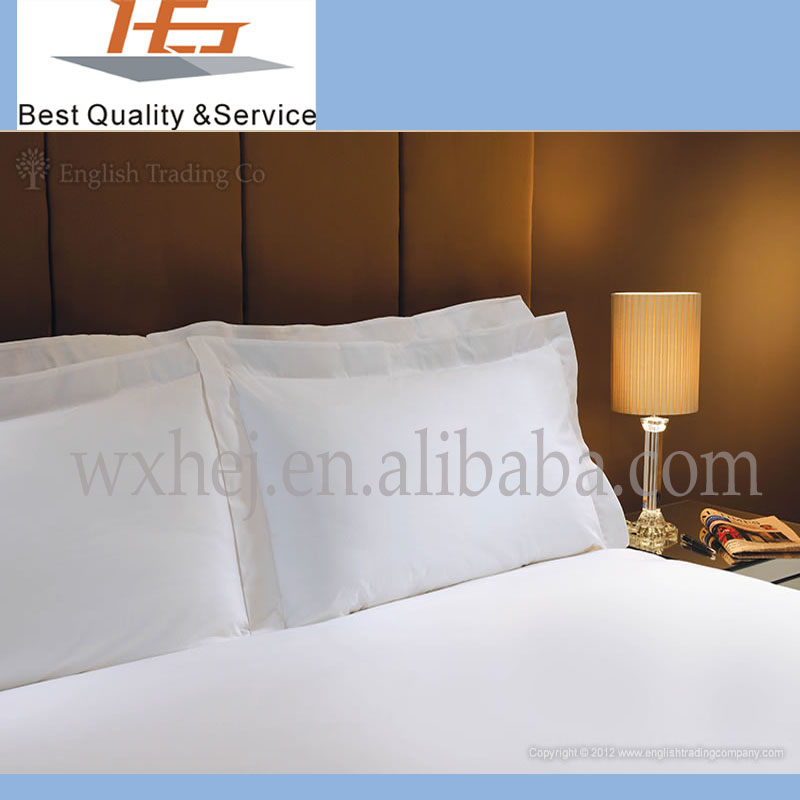 100% cotton white satin bedspreads with factory price