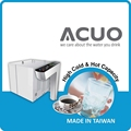 ACUO good hot and cold water dispenser and compressor machine