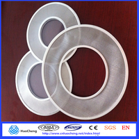 High quality customized stainless steel border filter disc