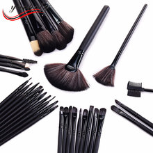 free samples hot selling personalized makeup brush private label make up brushes charcoal makeup brushes