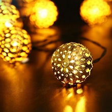 Diwali led christmas ball lights With great price party decoration