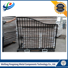 Various types of metal fence gate and Fencing gate designs