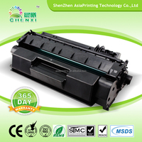 For HP 505A toner cartridge compatible