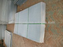 galvanized steel ribbed sheet