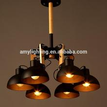 Brand new Adjustable Contemporary Simplicity wood Home Chandelier