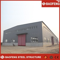 light steel living foldable steel structure workshop roof design