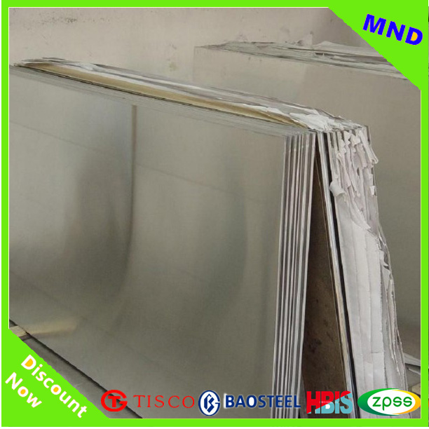 astm sus 410 price 2b polished stainless steel sheet 4*8 plate metal scraps