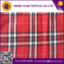 stretch flannel shirts fabric