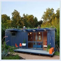 flat-packed sandwich panel container homes for sale