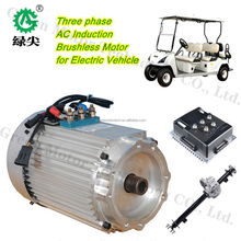 ac electrical car motor for new elcctric ev car 20kw 12kw 8kw motor
