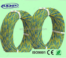 Jumper Wire 0.5mm PVC Jacket Blue/Yellow Red/White Bare Copper/ Tinned Copper Telecom Standard