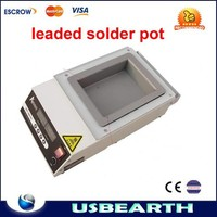 AZY-1612 leaded solder pot with digital display, BGA soldering pot, environmental and constant temperature,
