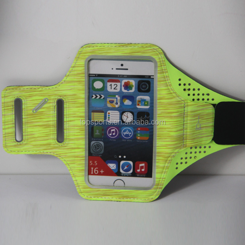 2017 The fashionable sports armband for smartphone Iphone7/7 plus, samsung