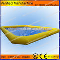 Durable 0.9mm PVC inflatable pool,inflatable swimming pool, large inflatable pool
