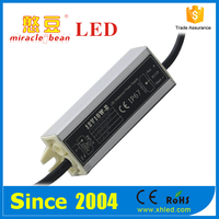 Waterproof Electronic 10W LED Driver For Outdoor Advertising Lights