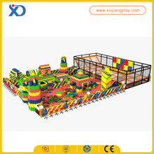 kids indoor park/soft play area/party playground equipment for sale