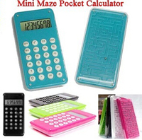Mini Maze Pocket Calculator