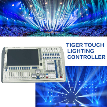 stage lighting equipment tiger touch dmx lighting controller