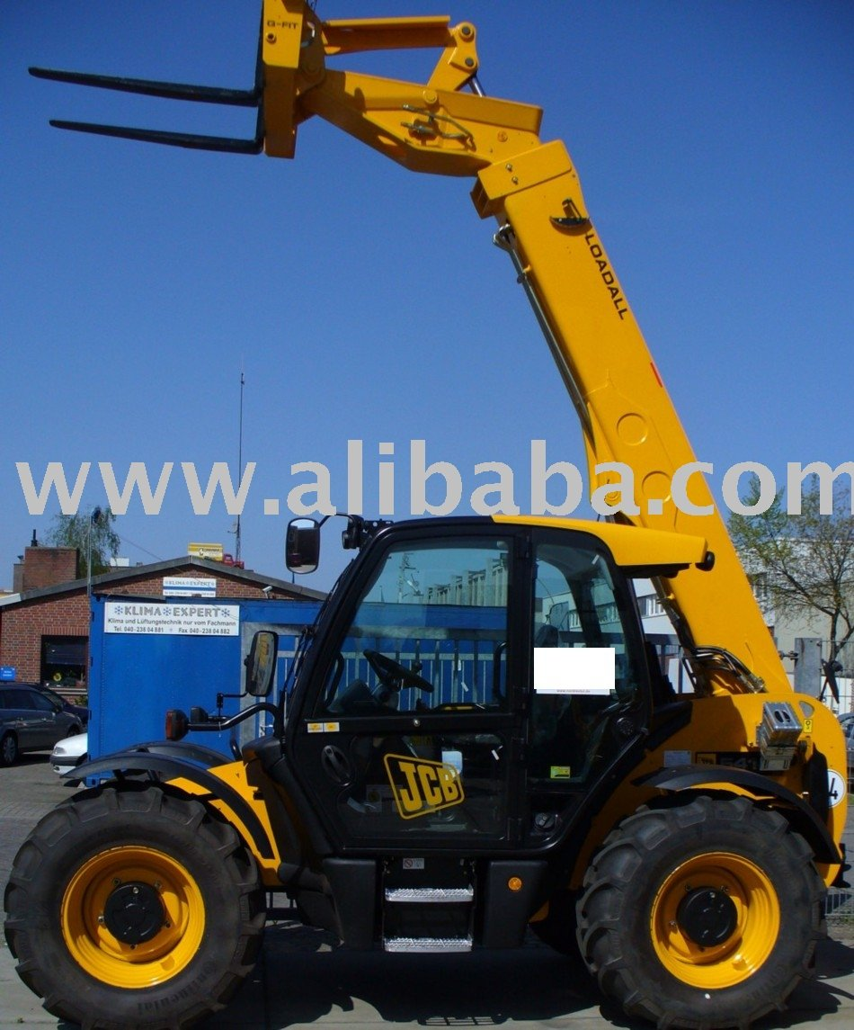 telehandler JCB 541-70, telescopic loader, telescopic handler