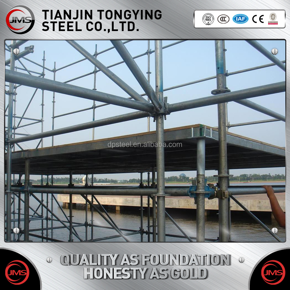 Construction Equipment from china tianjin Steel used scaffolding boards for sale