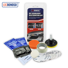 High quality stainless steel headlight polishing kit for plastic,metal,glass,wood