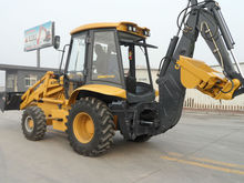 construction trenching machine 7ton backhoe loader for sale