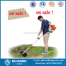 Chinese farm equipment rotary weeder / weed removal machine