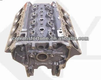 CYLINDER BLOCK FOR MERCEDES BENZ OM502 V8