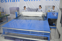 security NG-06R spring mattress roll packing machine