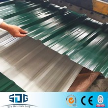 0.27*1200mm corrugated coated steel roof/prepainted steel toofing sheet from chinese supplier
