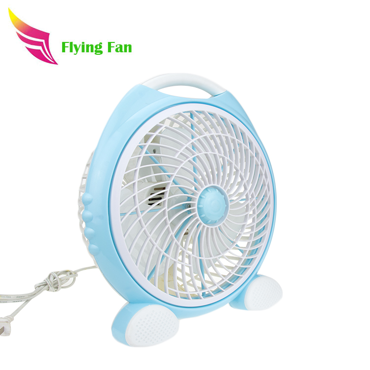 Home appliances good quality air cooling plastic 12 inch box fan wholesale