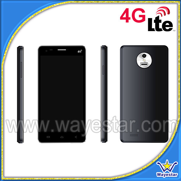 Latest 4G China Android Quad Core Smart Mobile Phone Made in Shenzhen Factory