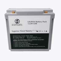 Portable solar battey pack 12.8v 12Ah to 22ah LiFepo4 batteries for lead-acid replacement