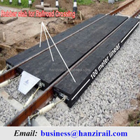 Railway Rubber Crossing Plates,Rubber Plate For Crossing the Rail