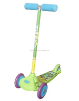 Plastic scooter for little kids