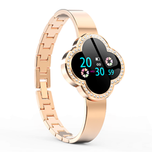 2019 trending Smartwatch S6 Heart Rate Blood Pressure Blood oxygen Monitor Women Watch IP67 Waterproof Lady Smart Watch