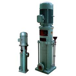 Electric pumps Vertical Multistage stainless steel centrifugal pump