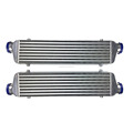 "Universal Alloy FMIC Front Mount Intercooler 550x230x65mm 2.25"" Inlets/Outlets"