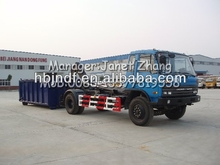 EQ153 dischargeable type garbage truck-