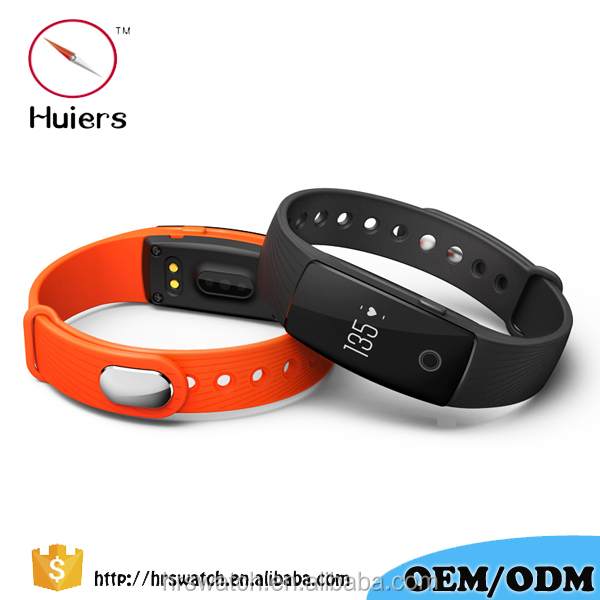 Nice cheap price bluetooth bracelet watch / smart watch heart rate monitor / fitness band