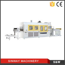 High performance automatic plastic egg tray making machine
