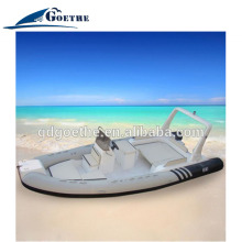 High Speed Boat RIB Infaltable Boat For Entertainment