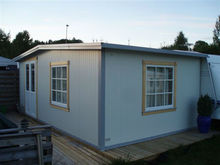 ISO&CE mobile house