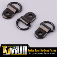 Black brass shoe hook sport shoe hook wholesale