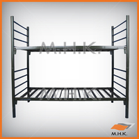 Army Metal Frame Assemble Metal Bunk Bed